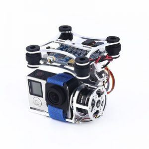 YKS DJI Phantom 2-Axis Brushless Camera Gimbal review