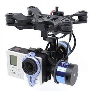 Tarot T-2D Brushless Gimbal review