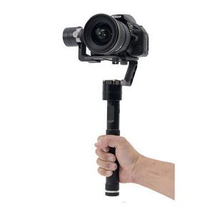 Glide Gear Geranos 3 Axis DSLR Stabilizer Review