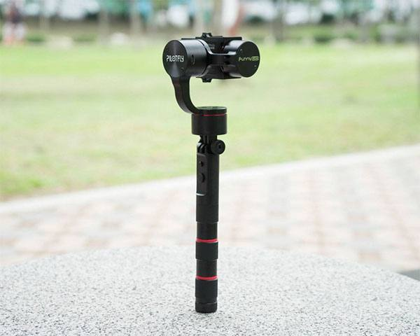 Funnygo2 gimbal with a natural background