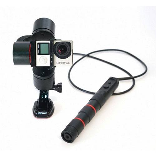 Funnygo2 stabilizer with the detachable handle