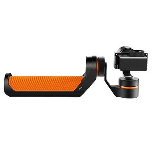 Wingsland 3-Axis gimbal in Horizontal position