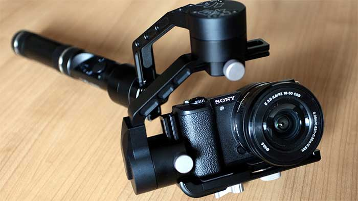 5 Best Gimbals For Sony RX100 Cameras [2019 UPDATE] - Top