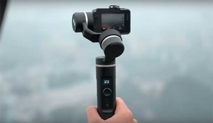 Lite,and Other Action Cameras 4K+ YI Gimbal 3-Axis Handheld Gimbal Stabilizer for Yi 4K